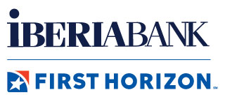 Iberia Bank First Horizon logo